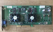 3dfx Voodoo 5 5500 AGP 64MB Works! FREE SHIPPING!!!
