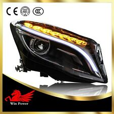 For 2015-2016 Mercedes-Benz GLA200 GLA250 Headlight with LED DRL And Bi-Xenon