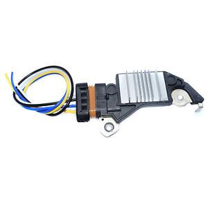 Alternator Voltage Regulator W/ Pigtail For Chevrolet Astro GMC Safari 19009702