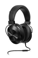 Pioneer SE-MS5T Hi-Res Dynamic Around Ear Headphones Black