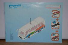 7886 playmobil bouwplan autobus autocar 3169 3670