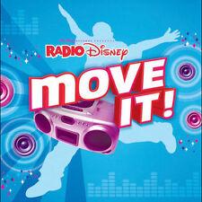 Radio Disney: Move It by Disney (CD, Aug-2005, Walt Disney) *BRAND NEW*