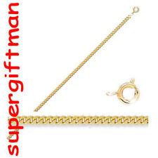 R871 -42CM-chaine pour PENDENTIF hangerketting goud OR