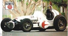 1960 AJ FOYT BOWES SEAL FAST SPECIAL Champ Car Brochure