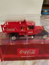 Contemporary Manufacture K-line K-94539 Texaco Oil Delivery Truck 1:32 New Old Timer Collection