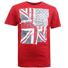 T-shirts, débardeurs et chemises rouge à motif Graphique pour garçon de 2 à 16 ans