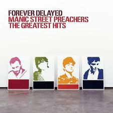 Manic Street Preachers - Forever Delayed (Limited Edition mit Bonus Remix CD)