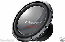 "Pioneer TS-W3003D4 Champion Series PRO 12"" Dual 4ohm Subwoofer (2000W 600 RMS)"