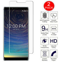 For Coolpad Legacy - Premium HD-Clear Tempered Glass Screen Protector [2-Pack]
