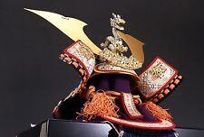 Samurai Dragon Kabuto Helmet -Kamakura Style- 龍玉