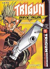 TRIGUN MAXIMUM n°  1 - Ed. Dynamic