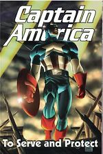 Captain America To Serve & Protect  SC  TP  New  OOP