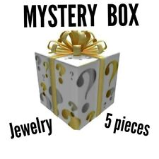 Mystery Jewelry Lots-Assorted New Jewelry of Necklaces, Earrings, And More!