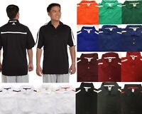 Russell Athletic Men's Dri Power, Game Day Polo Shirt, Team Colors S92CFM0