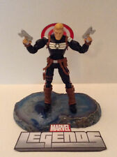 Marvel Legends 041 - STEVE RODGERS - Loose Figure - Terrax BAF VARIANT RARE