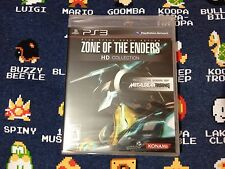 Zone Of The Enders HD Collection BRAND NEW SEALED  (Sony PlayStation 3, 2012)