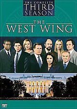 West Wing The complete Third season DVD box set new sealed free postage region 2