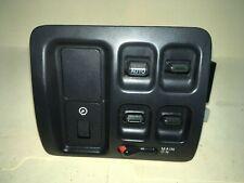 97-01 OEM Honda CRV master power switch, windows/dash lights (black)