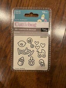 Cuttlebug Baby #2