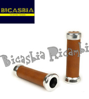 9735 - MANOPOLE MARRONI BORCHIA CROMATA DM 22 VESPA 50 125 PK S XL N V RUSH FL