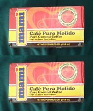 MAMI Coffee Brand from Puerto Rico,  2 bags - 8.8oz - WWS