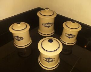 the 1869 victorian pottery tea coffee sugar and biscuit collection only