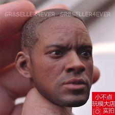 Head Sculpt 1/6th BELET  Will Smith head Model For Male Body