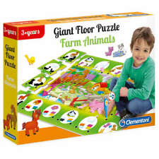 Giant Floor Puzzle - Farm Animals