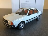 RARE OttoMobile 1:18 - RENAULT 18 - R18 Turbo Phase 1 - OT060 - Otto Models