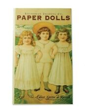 "Victorian Trading Co Gift Boxed 10"" Paper Doll Set"