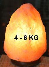 LAMPADA DI SALE dell' HIMALAYA KG 4-6 SALGEMMA naturale
