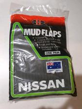 Nissan patrol 4x4 mud flaps