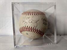 Henry Wrigley Autographed GRAND SLAM Home Run Ball Tampa Bay Rays San Mateo CA