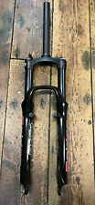 SR Suntour Raidon RL Black 26'' Suspension Fork. Remote Lock Out. Rebound Adjust