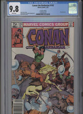 CONAN THE BARBARIAN #143 MT 9.8 CGC HIGHEST 1 OF 2 CANADIAN PRICE VARIANT BUSCEM