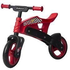 Polisport Childrens Off-road First Balance Bike Red Black