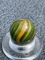 "Handmade Onionskin Transparent Onionskin Marble German Handmade Marble 0.433"""