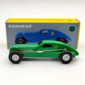 Norev 1:43 Renault Nervasport #3 1934 Green Diecast Models Limited Collection