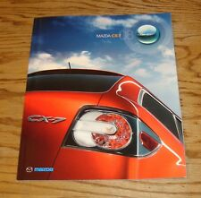 Original 2008 Mazda CX-7 Sales Brochure 08