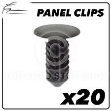 Panel Clip Trim Clip 20 Pack Part 11853 Renault Kangoo 8,2 MM Enc in Plastic Bag