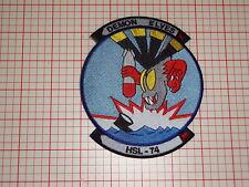 Usn HelicopterAnti-submarine Squadron Light 74 - Demon Elves Patch (T2-97)