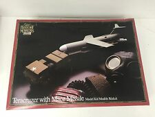 REVELL 8628 TERACRUZER WITH MACE MISSLE History Maker Series 1/32 Scale