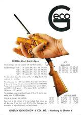GECO 1961 Ammunition Catalog (Spanish Text)