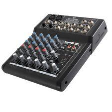 SOUNDSATION NEOMIX-202 mixer professionale DJ 8 canali NUOVO garanzia ITALIANA