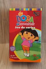 University games-educational games-dora the explorer card game-complete