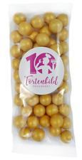 Schokoperlen-chocoballs Pearl oro