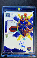 2019-20 PANINI IMPECCABLE BASKETBALL ELEGANCE ROOKIE RC PATCH AUTO BOL BOL #/25!
