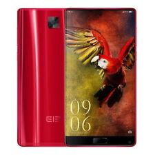 Red ELEPHONE S8 Unlocked Smartphone