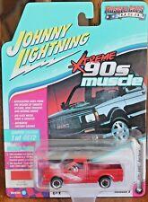 2018 JOHNNY LIGHTNING 1991 GMC CYCLONE VERSION B Xtreme 90s Muscle