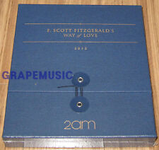 2AM 2 AM F.Scott Fitzgerald's way of love MINI ALBUM K-POP CD SEALED